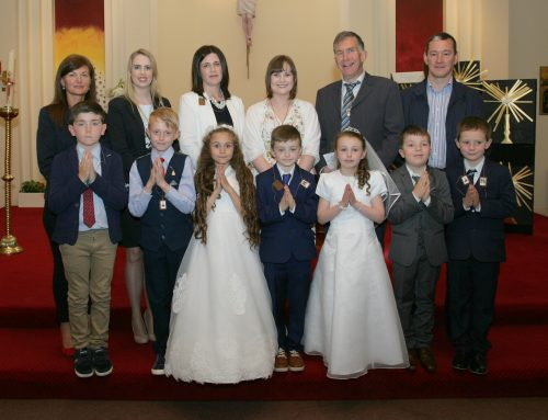 First Holy Communion 2017